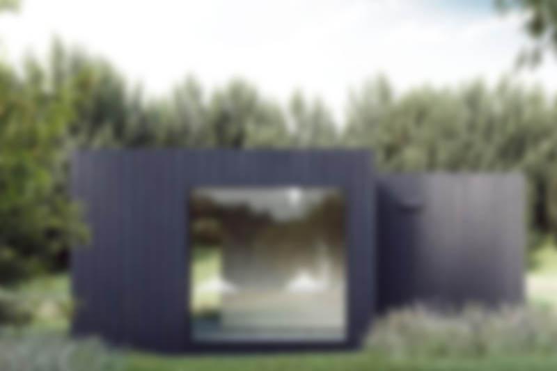 Natura designer garden room