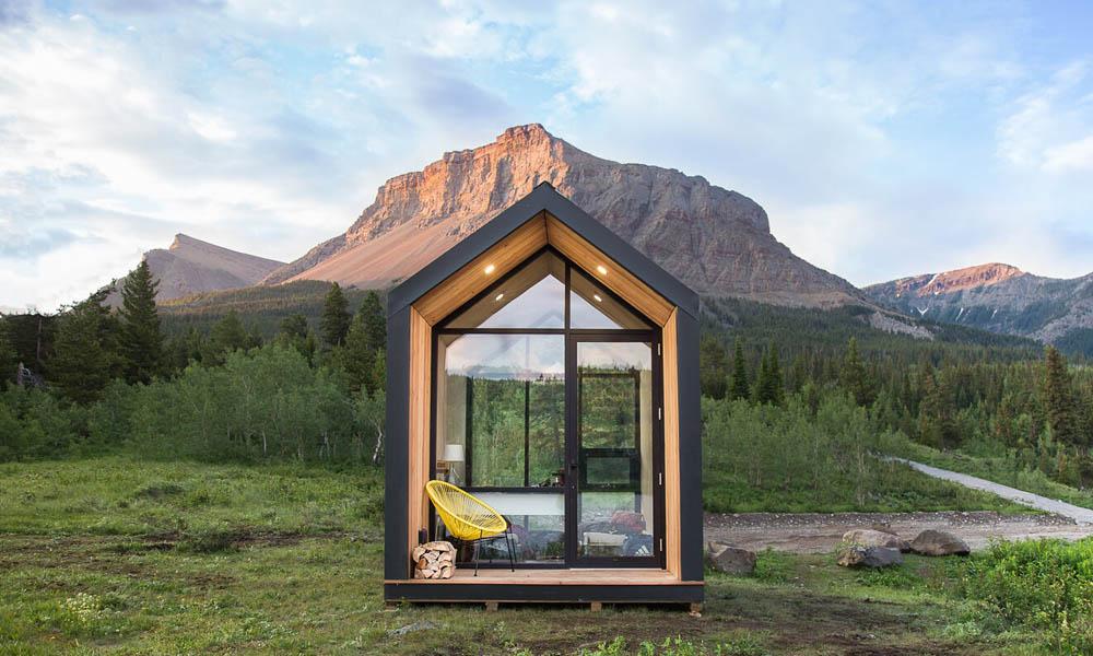Drop Structures Mono pod garden room design inspiration