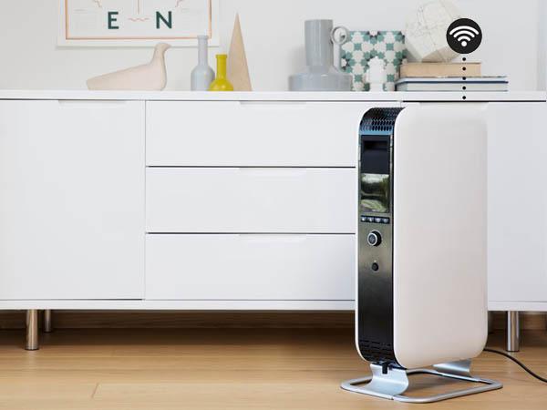 New gen Wi-Fi electric radiator