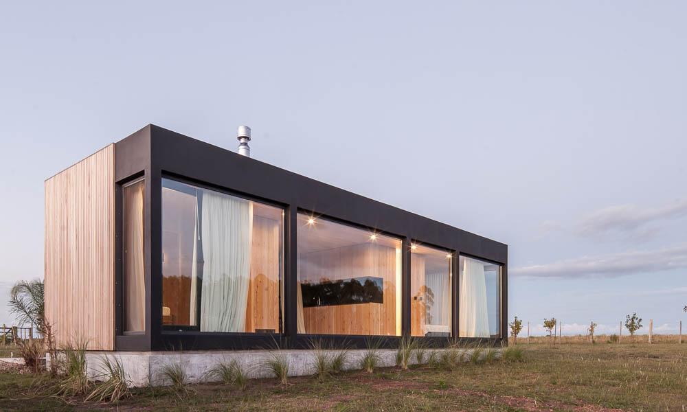 REPII modular tiny house design ideas by architects VivoTripodi