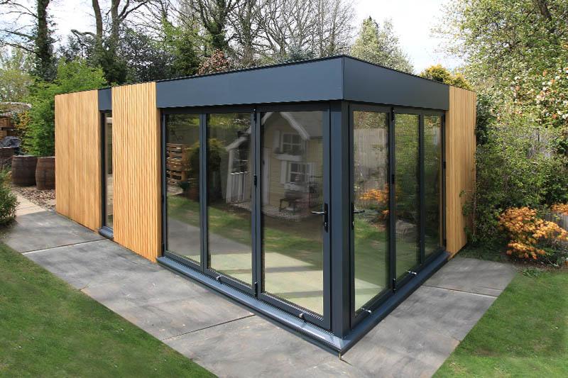 Genus luxury garden room