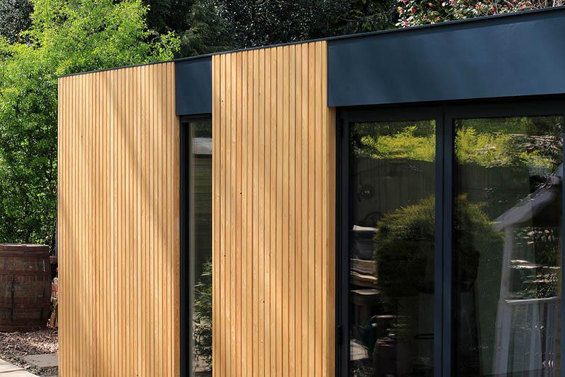 Genus garden room design