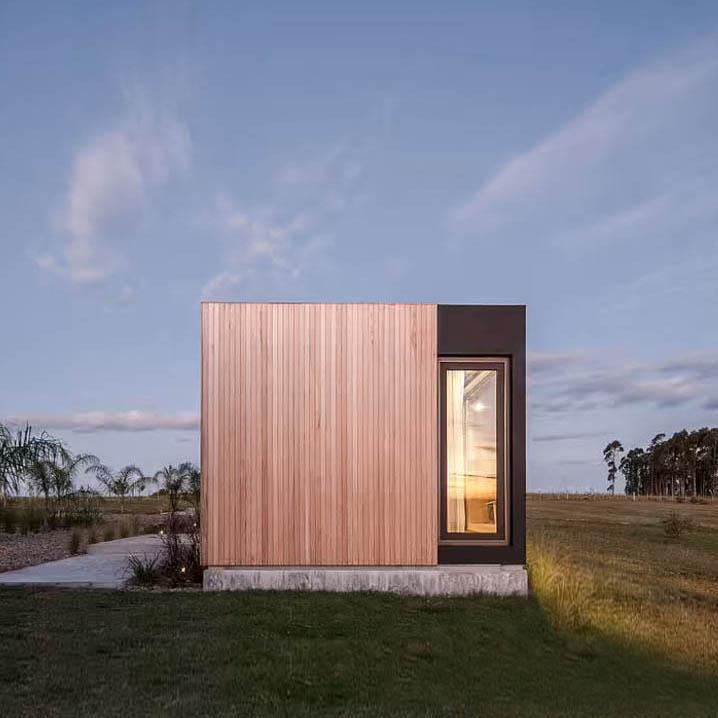 What's the best garden room cladding?