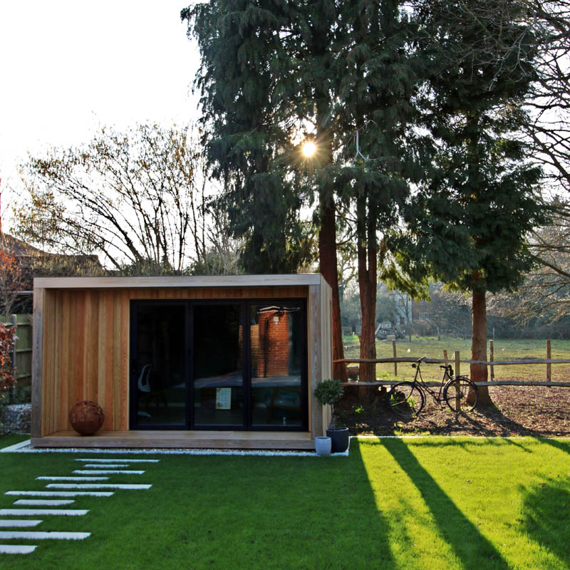 Origin designer garden room - pricing transparency